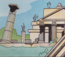 Aquatic Ruin Zone (Sonic the Comic)