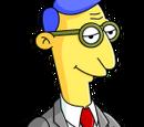 Advogado de Cabelo Azul