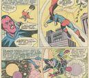 Matthew Schroeder/Silver Age Superman Punches Sinestro Really Hard