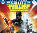 Justice League of America Vol.5 1