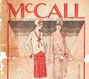 McCall Style News July 1927