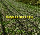 Thomas Sets Sail/Gallery