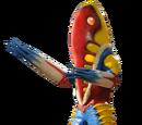 Alien Metron