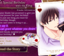 A Special Birthday with the King