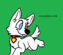 White Trainers: ChronosxKinkajou Pups