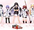 Majikoi: Oh! Samurai Girls (2011)