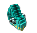 Unveiled Chameleon