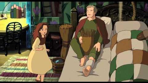 Arrietty, le petit monde des chapardeurs - Bande annonce VF HD