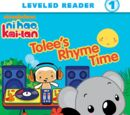 Tolee's Rhyme Time (Book)