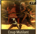 Coup Mutilant