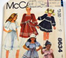 McCall's 8634 B