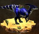 Dinosaur Skin Paints