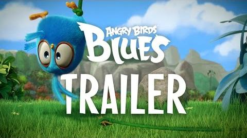 Angry Birds Blues - Trailer