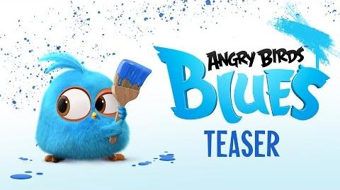 Angry Birds Blues - Teaser