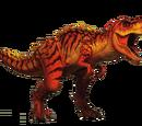 Evil T-Rex