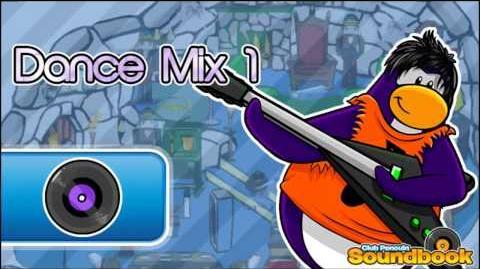 Club Penguin OST Dance Mix 1-1