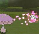 Capturas de Pokémon Sol y Pokémon Luna