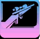 SniperRifle-GTAVCAnniversary-HUDicon.png