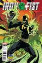 Iron Fist Vol 5 1 Midtown Comics Exclusive Venomized Variant.jpg