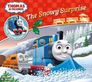 The Snowy Surprise (Engine Adventures)