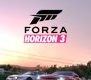 Forza Horizon 3/Duracell Car Pack