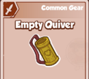 Empty Quiver (Katie the Cupid)
