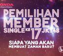 Pemilihan Member Single Ke-17 JKT48
