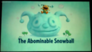 Abominable Snowball title card.png