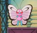 Pink Butterfree