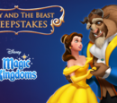 Beauty and The Beast Sweepstakes 2017