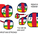 Central African Republicball