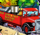Sodor Sand and Grit Blasting Service Lorry