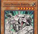 Ciber Dragón Barrera