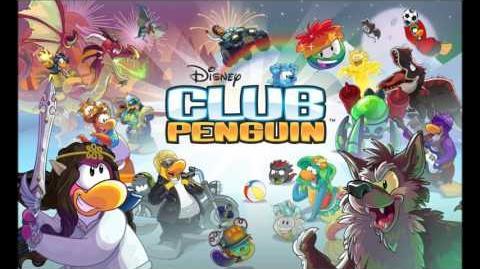 Club Penguin - Town Theme (2017)