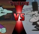 Dan Backslide vs. Snidely Whiplash