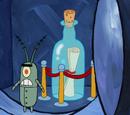 Robot Plankton (Goodbye, Krabby Patty?)