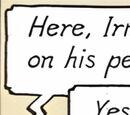 Marlinspike Hall Cat