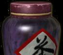 Violetter Tee