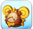 Cogsworth Ears Token