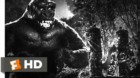 King Kong (1933) - The Bride of Kong Scene (1 10) Movieclips