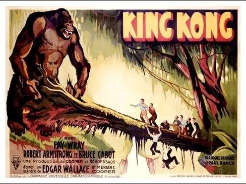 King Kong (1933) Robert Armstrong, Merian C. Cooper