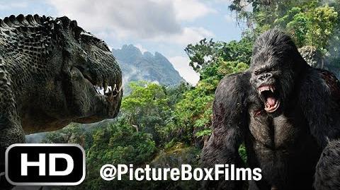 King Kong Kong vs. the T-Rexes Naomi Watts
