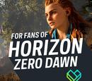 Luchofigo85/Aplicación para dispositivos móviles de Horizon Zero Dawn