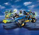 70731 Le buggy lance-missiles de Jay