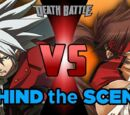 DEATH BATTLE! Behind-the-Scenes - Ragna Vs. Sol Badguy