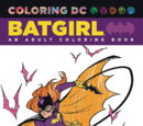 Batgirl An Adult Coloring Book