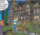 Dom Potwornickich