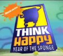 Think Happy - The Year of the Sponge