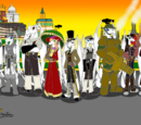 The Steampunk Knights