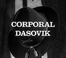 Corporal Dasovik